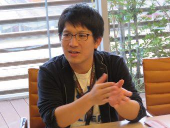 フラーの代表取締役COO 櫻井氏