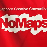 「No Maps 2017」札幌にて
