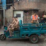 中国・北京 シリコンバレーの中の村落 消えゆく路地と庶民の暮らし