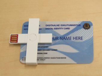 エストニアのe-レジデンシーカード