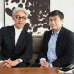 坂本龍一と伊藤穰一  人工知能と人間の未来を語る