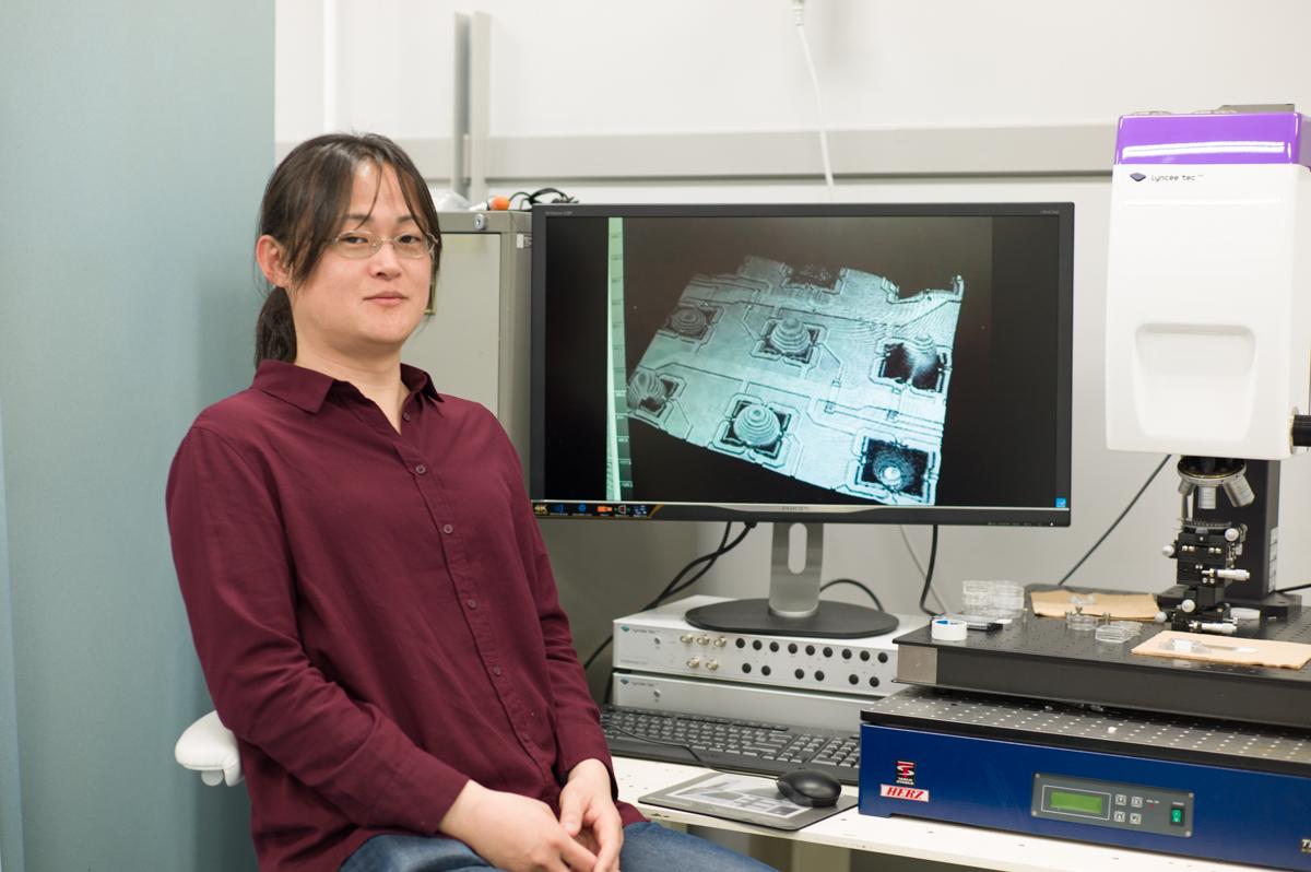 国立研究開発法人 物質・材料研究機構(NIMS)国際ナノアーキテクトニクス研究拠点(MANA)の吉川元起氏