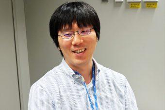 主任研究員 青野良範氏