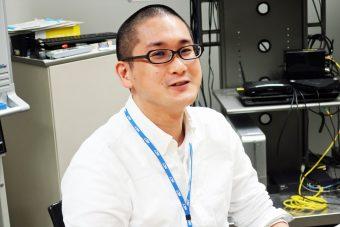 招聘専門員 林卓也氏