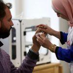 3D印刷の義肢、負傷兵や障害児の希望に ヨルダン