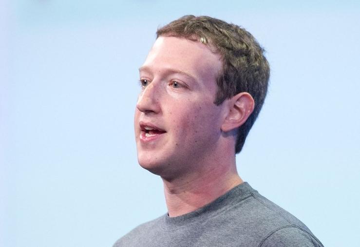 フェイスブックのマーク・ザッカーバーグ最高経営責任者(CEO)(2015年3月25日撮影、資料写真)。(c)AFP PHOTO / Josh Edelson