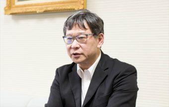 津村聡一氏(NEC IoTデバイス研究所長)