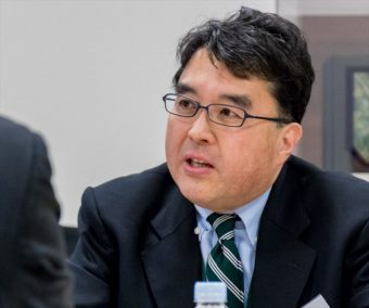 中村祐一氏(NEC システムプラットフォーム研究所長)