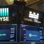 「スポティファイ」、NY証取に上場 時価総額は2.8兆円に