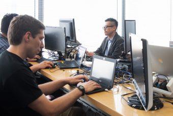 今回インタビュー応えてくれた渡邉太郎DG Lab CTO