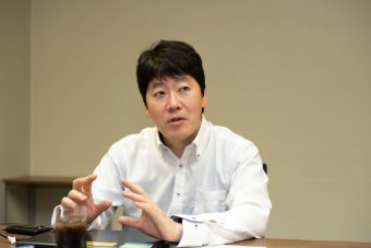 NECネットワークサービスビジネスユニット・新事業推進本部の大橋氏