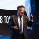 「規制と共存しなかったからこそインターネットの今がある」 村井純教授 NCC基調講演・インタビュー