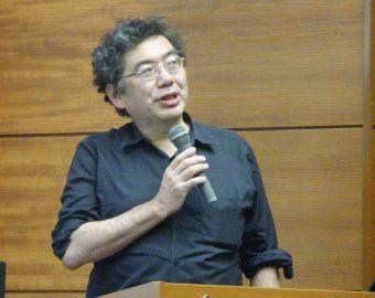 公立はこだて未来大学の松原仁教授。「感性も創造性もコンピュータが持てない理由はない」