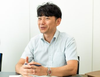 NEDOイノベーション推進部プラットフォームグループ主幹金子氏