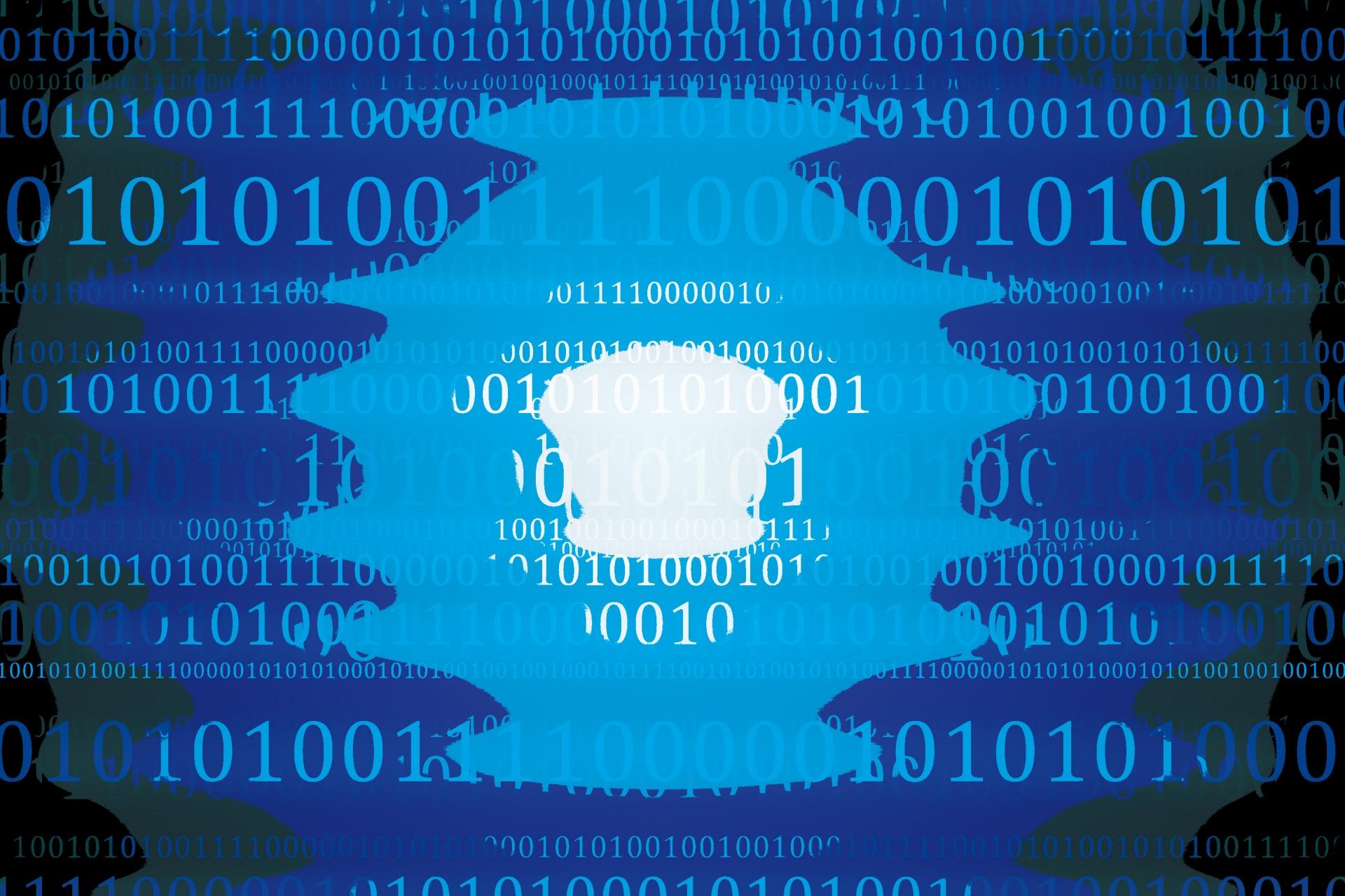 量子論が暗号技術に関係する2つのコンテクスト(イメージ)