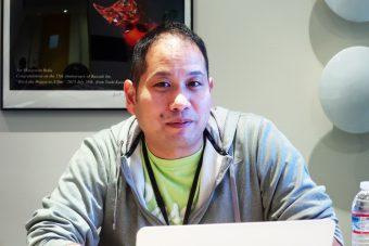 株式会社バスキュール テクニカルプロデューサー中山誠基氏