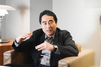 林 郁(デジタルガレージ代表取締役 兼 社長執行役員グループCEO)
