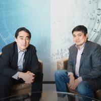 林郁×伊藤穰一 デジタルガレージ2人の共同創業者が語る注目すべき事業分野とは