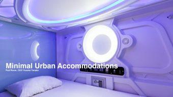 Pod Roomの室内(ピッチのスライドより)
