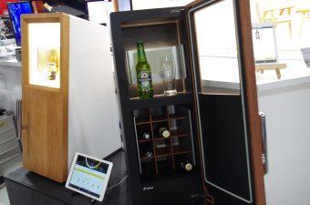 株式会社Shiftallのクラフトビールの自動補充サービス「DrinkShift」
