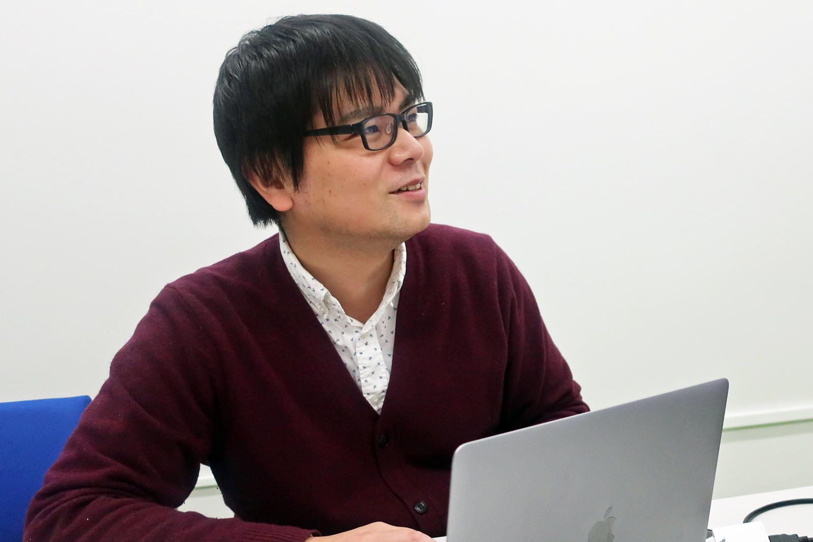 東京工業大学大学院鈴木耕太助教
