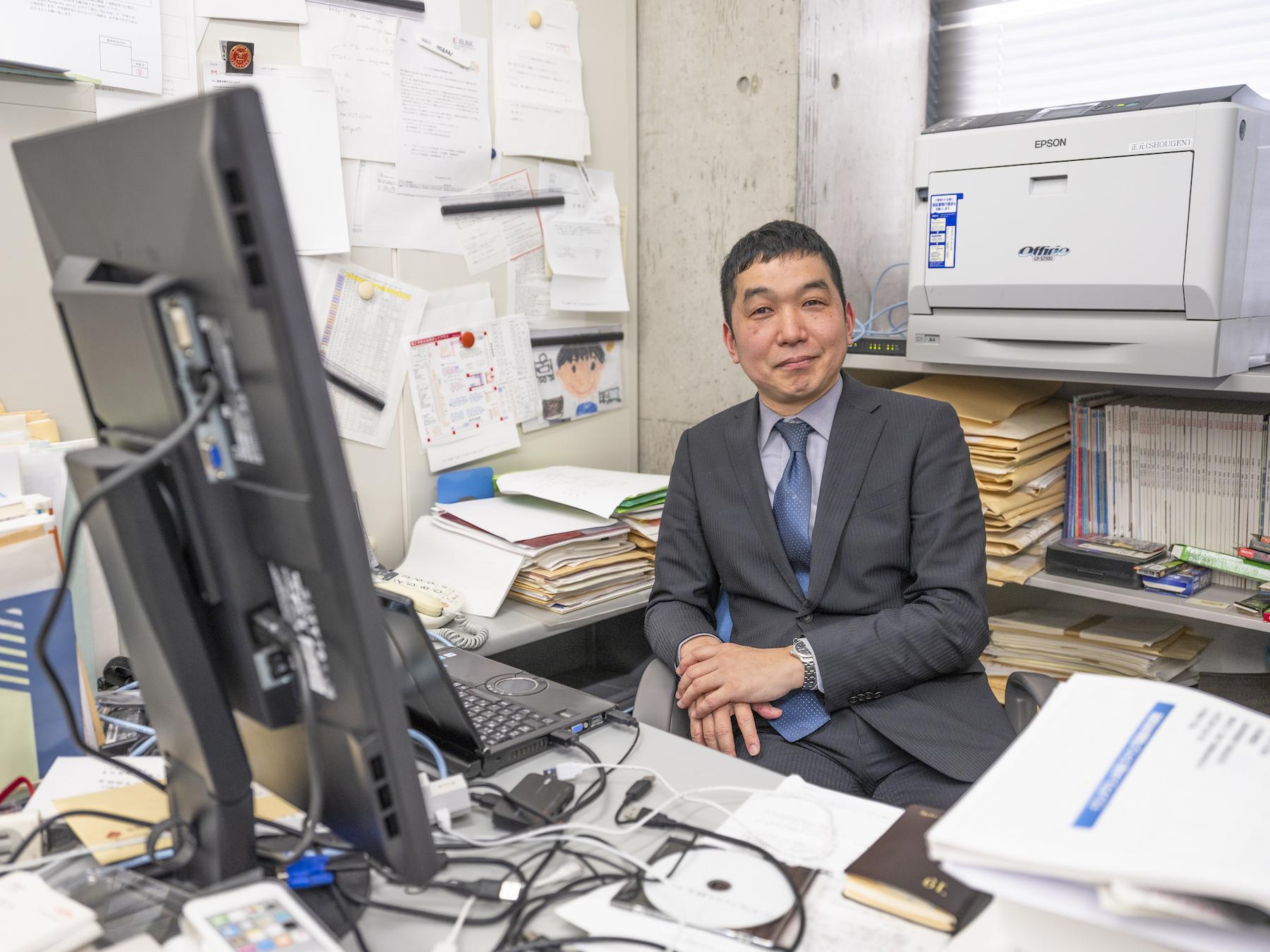 「イジングマシン共通ソフトウェア基盤」を開発する早稲田大学の戸川望教授 博士(工学)
