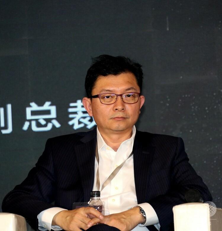 360企業安全集団の裁譚暁技術総裁(2018年12月3日撮影、資料写真)。(c)CNS/王中挙