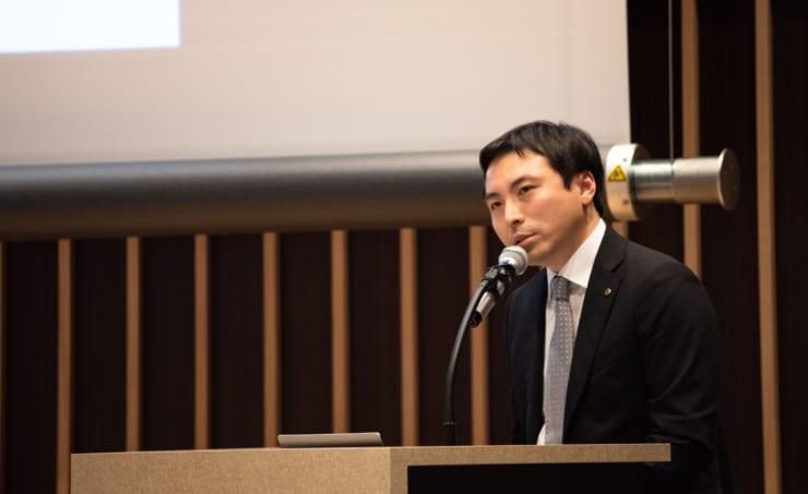 日東製網株式会社の細川貴志氏