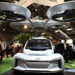 空飛ぶ車をパリに エアバスなど実現可能性調査へ