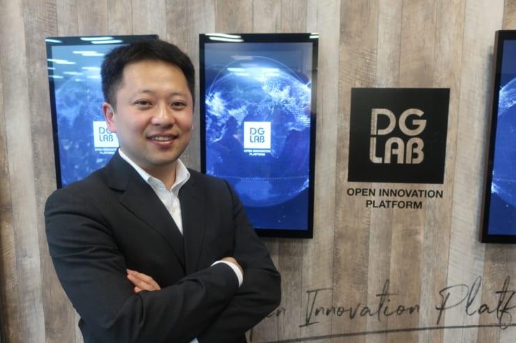 株式会社デジタルガレージ DG LAB プロジェクトマネージャー 豊原稔