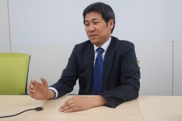 PHR市場について語るWelby代表取締役比木武氏