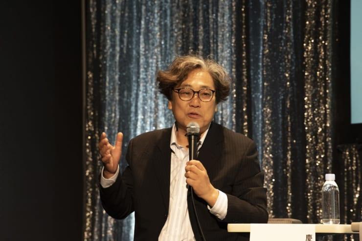 セッションに登壇した中村氏