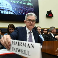 FRB議長、FB仮想通貨の「深刻な懸念」指摘 各国中銀と影響調査