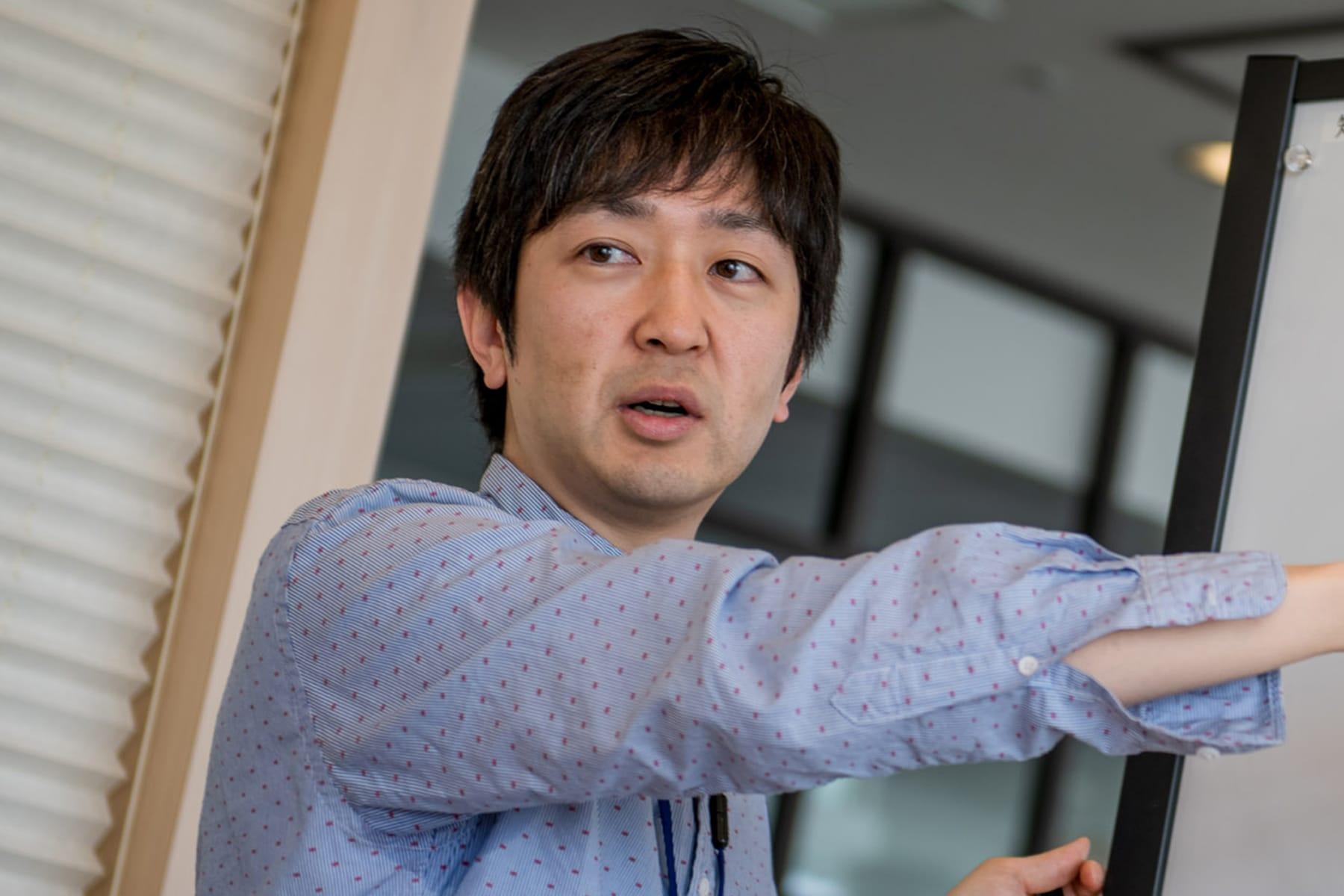 NEC-産総研 人工知能連携研究室プロジェクトマネージャー・NECデータサイエンス研究所 主任 木佐森慶一氏