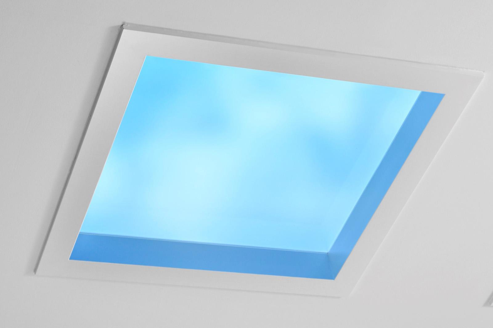 パナソニックが開発した天窓照明