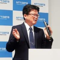 株式会社NTTデータ エボリューショナルITセンタ 次世代イノベーション技術担当 シニア・スペシャリスト山田達司氏