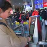 中国・長江デルタの40都市65の鉄道駅で「顔認証入場」を導入