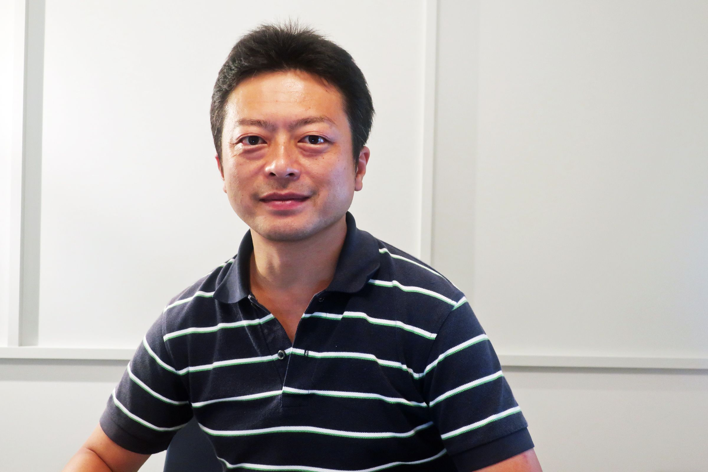 Origin Wireless Japan執行役員藤井聡氏