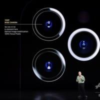 iPhone11発表 価格引き下げ、7万4800円から