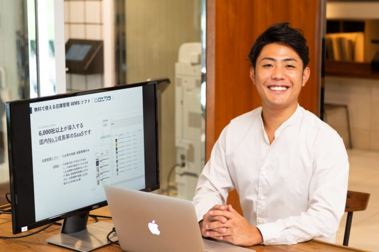 株式会社ニューレボ代表取締役長浜佑樹氏