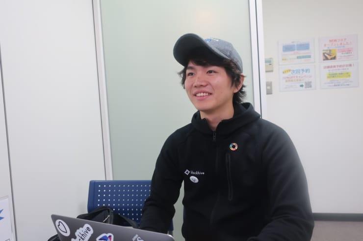 日本だけではなく、アジア各国にもSetGoを広めたいと語るアレックス氏