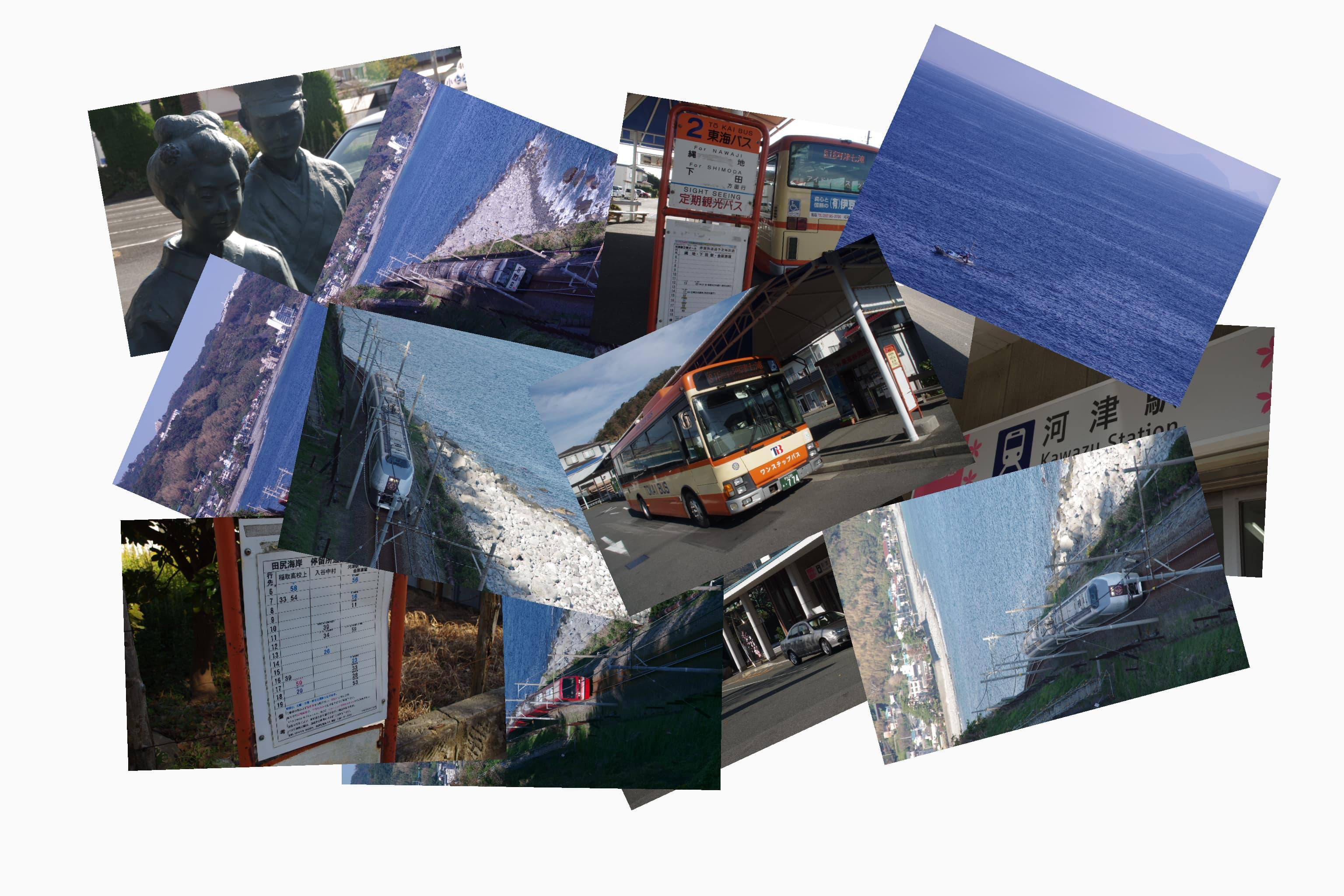 伊豆半島の観光型MaaS