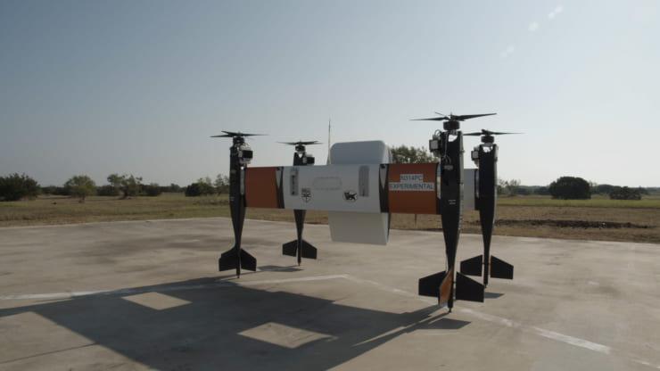 米国ベルが開発したeVTOL機「APT 70」(ヤマトHDリリースより)
