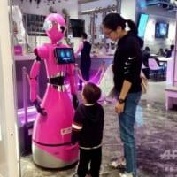 全自動のロボット・レストラン開業、32種の料理を提供 中国・広州