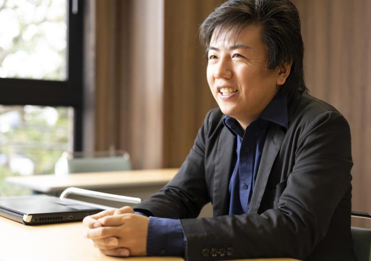 「完全自動のドローン捜索システムを目指す」と話す岩倉氏