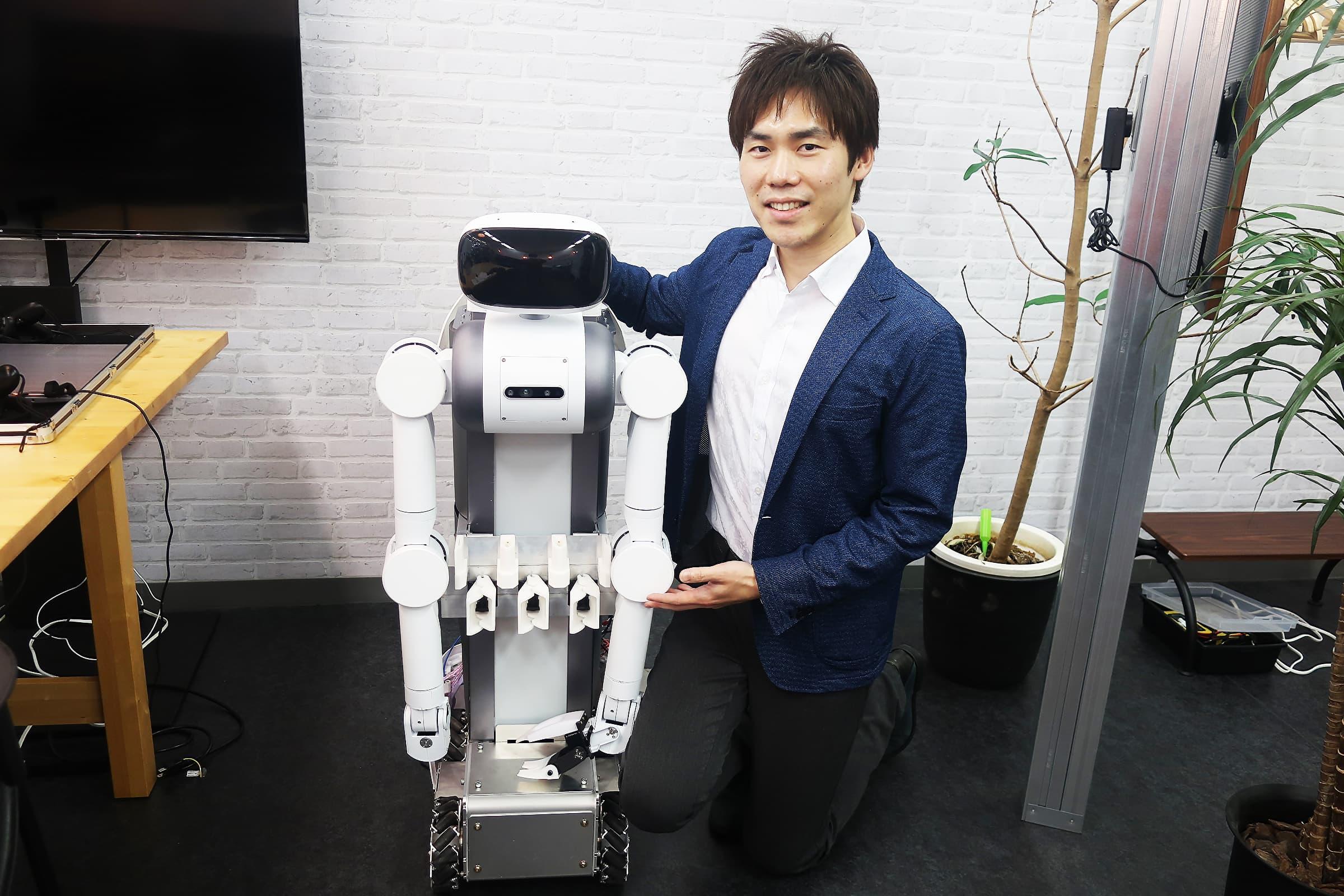 アバターロボットugoとミラ・ロボティクス代表取締役CEO松井健氏