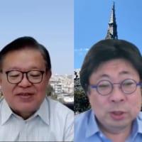 【後編】ブロックチェーンがインターネットから学ぶべきこと〜村井純・松尾真一郎対談