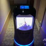 ロボットと監視カメラ、SFのディストピア思わせる中国のコロナ隔離生活