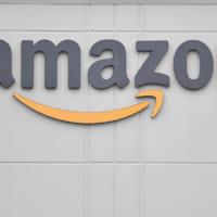 アマゾン、拡張現実で職場の対人距離確保 新システム