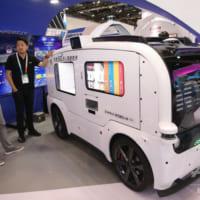 北京市で無人車両の食料配達を開始、中国版GPSが宇宙からサポート